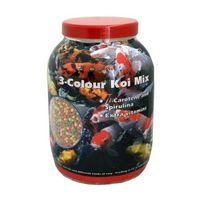 Haltáp 3 colour koi mix 5L